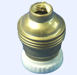 E14 14-10 ceramic lamp base