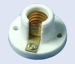 E14 523 ceramic lamp base