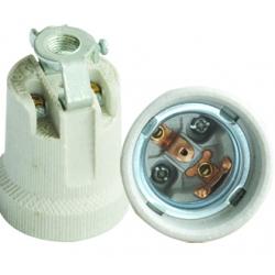E26 0113/PI brass lamp holder