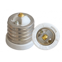 E26 27B brass lamp holder