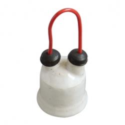 E26 F276 ceramic lamp base