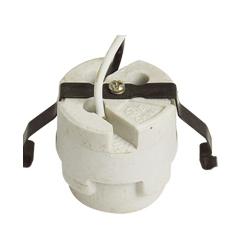 E26  F331 brass lamp holder with bracket