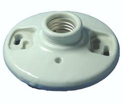 E27 507-3 porcelain light socket