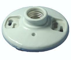 E27 507-3 porcelain light socket