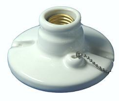 E27 507-4SW porcelain light socket