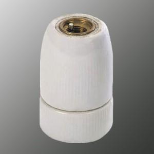 E27 510A porcelain lamp holder