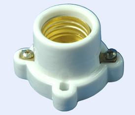 E27 517 Porcelain light socket