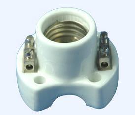 E27 518 Porcelain light socket