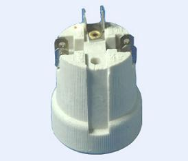 E27 519-3 light bulb socket