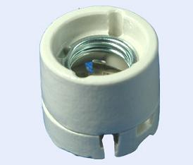 E27 524C Porcelain light socket