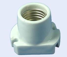 E27 528B Porcelain light socket