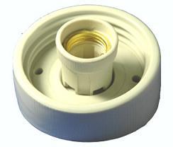 E27 569-3 porcelain light socket