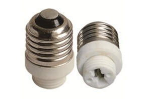 E27 to G9 light bulb socket adapter with CE