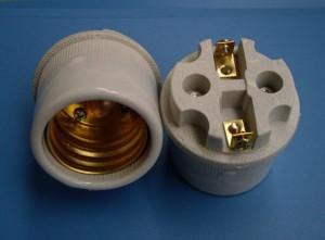 E40 538B-1 porcelain lamp holder