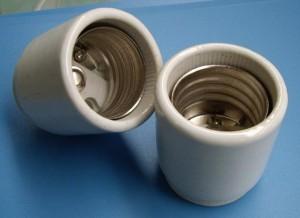 E40 546B ceramic lamp holder