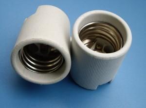 E40 547-4 porcelain lamp holder