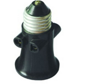 Light socket plug adapter E27 207A