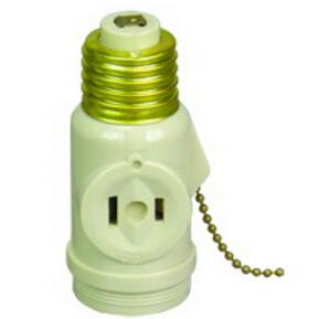 Screw E27 to E14 light socket plug adapter