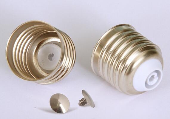 B22 lamp cap