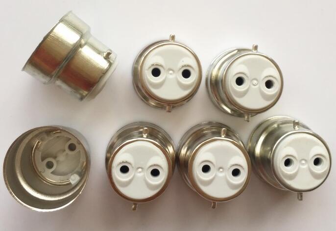 B22 lamp caps for led bulbs