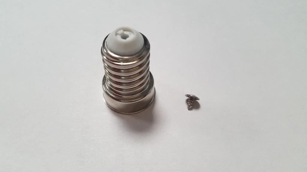 E14 Edison Screw Cap lamp cap