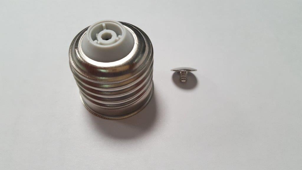 E27 lamp cap Edison Screw Cap