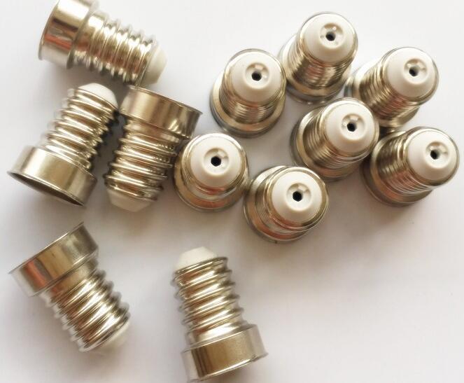 E14 lamp caps