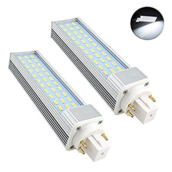 4 pin cfl to led conversion Gx24 to E26 adapter & Gx24 to E27 adapter