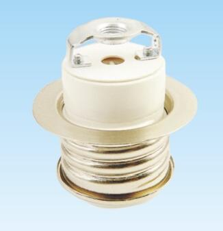 E26 ceramic Medium ES lamp holder
