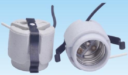 E26 medium base lamp socket
