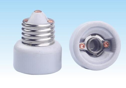 E26 to E11 ceramic lamp holder adapter for led lamps