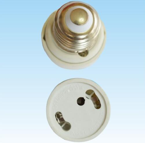 E26 to E24 Plastic lamp holder adapter for led lamps