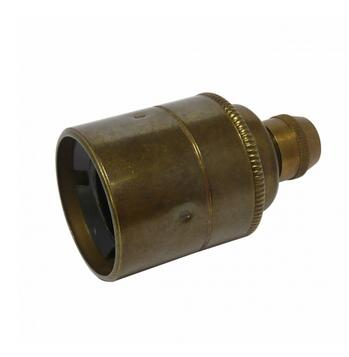 E27 brass lamp socket Plain Body