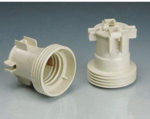 E27 plastic socket model 1
