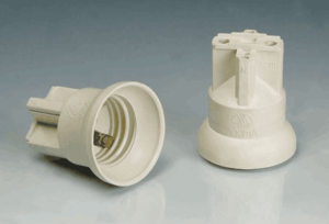 E27 plastic socket model 2