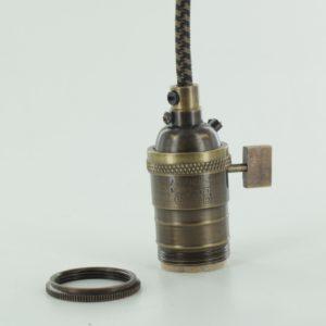 E27 vintage lamp sockets