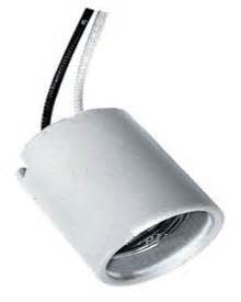 E39 mogul socket Porcelain light socket
