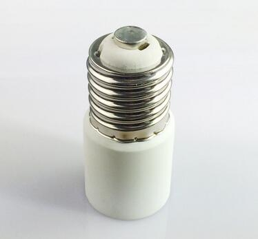 E40 to E40 light bulb socket adapter