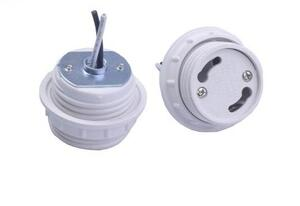 GU24 socket adapter outer tooth lamp holder