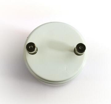 GU24 to E27 lamp holder adapter