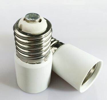 e40 to e40 light bulb socket converters