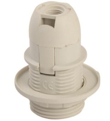 half thread lamp holder e14