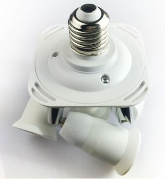 lamp socket splitter