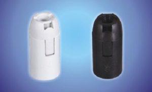 E14-S02 push in terminal bakelite lamp socket