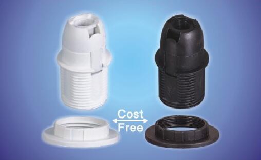 E14-S04 Push in bulb holder