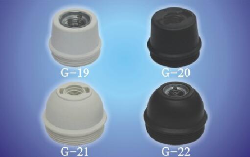 G19 G20 G21 G22 E14 E27 lamp caps