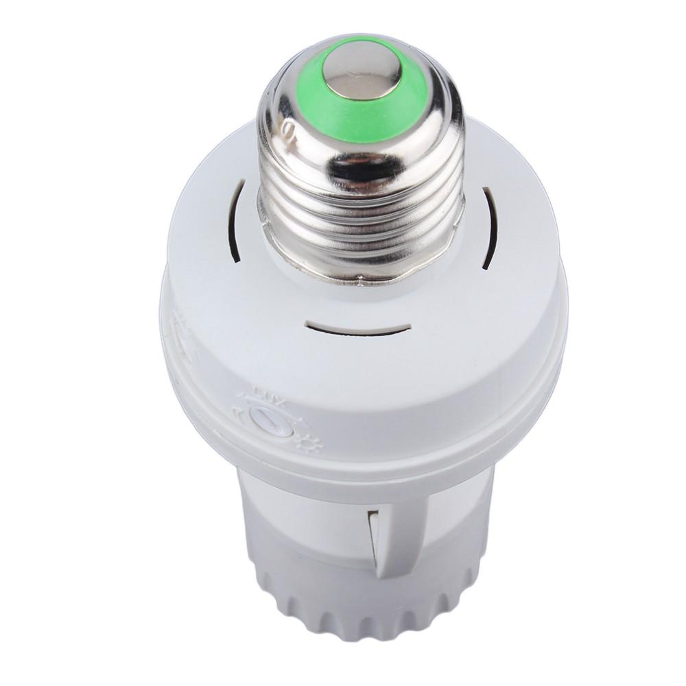 indoor motion sensor light socket for led lamp. Black Bedroom Furniture Sets. Home Design Ideas