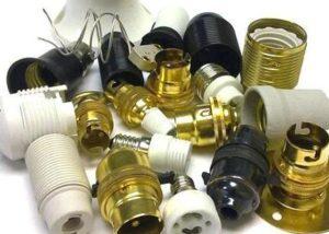 bulb holders types