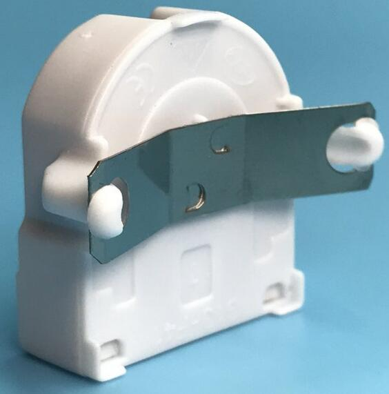 LED Fluorescent lamp holder G13-F41/B with bracket