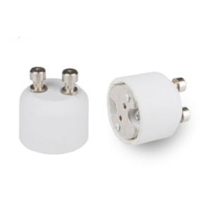 GU10 to MR16 lamp socket adapter